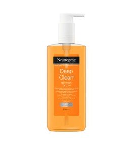 Deep Clean Gel Wash -